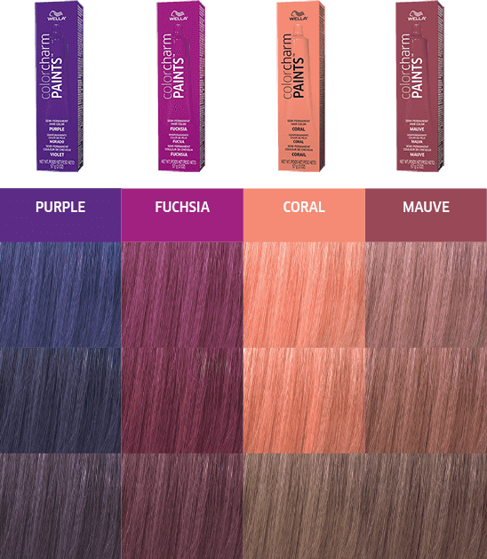 colorcharm PAINTS™ | Wella