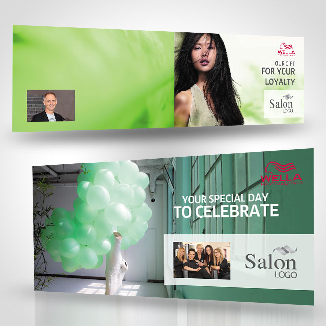 Tent cards - Banners - Posters