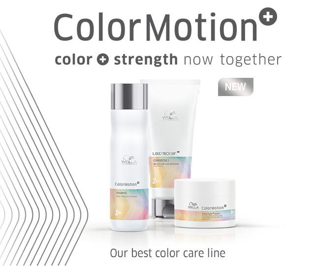 Structure+ Mask | ColorMotion+ | Wella Professionals