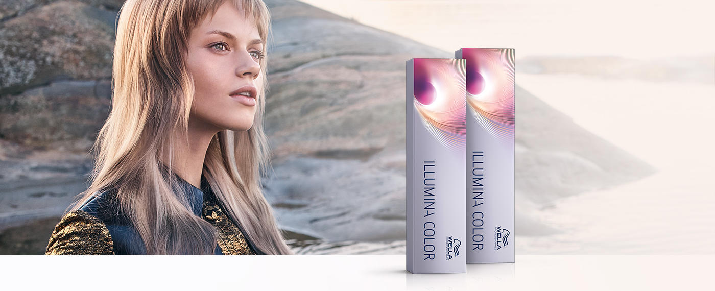 Illumina Color: Reveal Unseen Potential in Hair Color | Wella ...