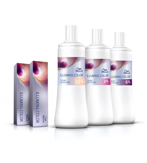 Illumina Color packshots
