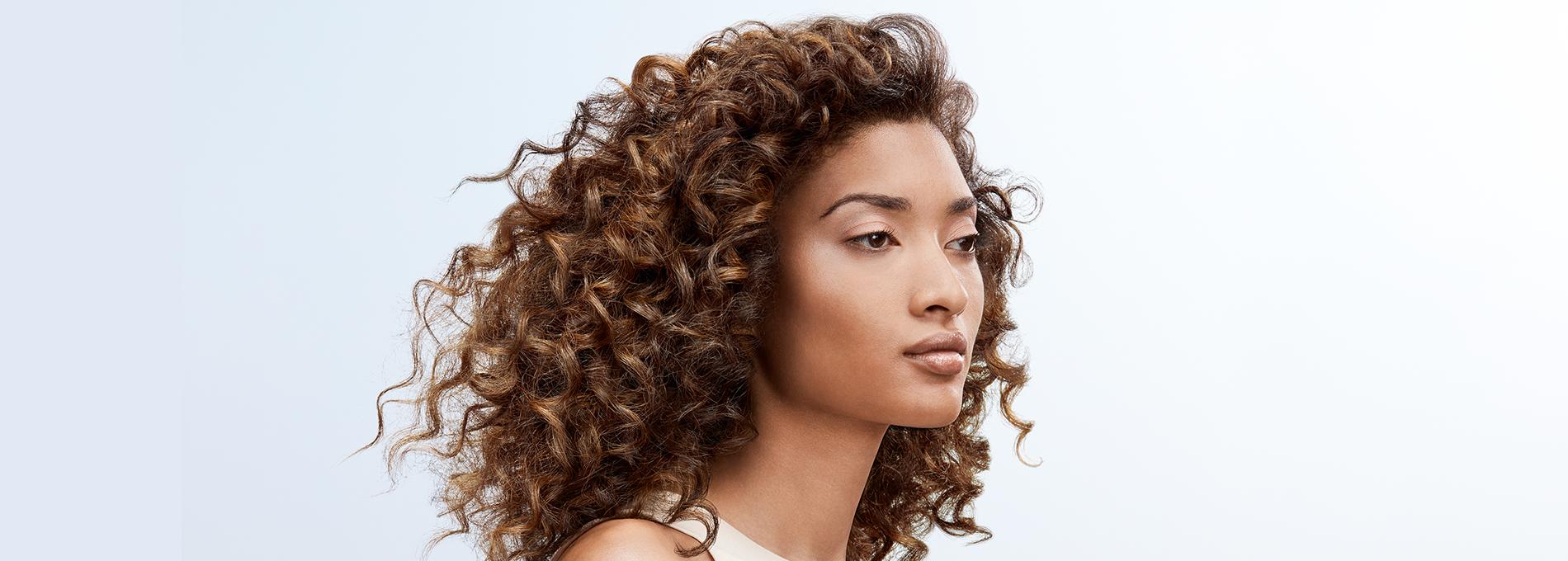 Aqua Warm Amber Brunette Hair Color Wella Professionals