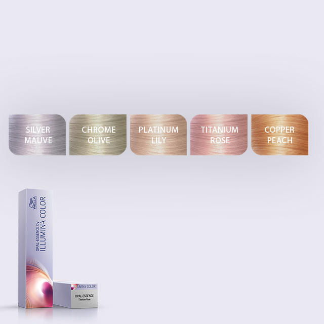 Hair Coloring Products | Wella Professionals