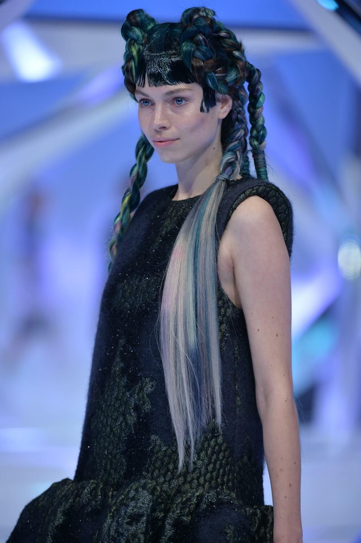 Hair fashion show wella 31