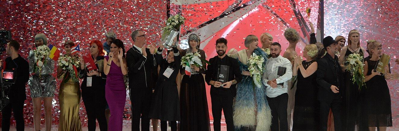 wella trendvision international award finalists