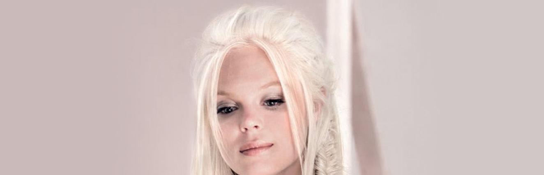 Glacial Blonde Kühles Blond Wella Professionals Lookbook