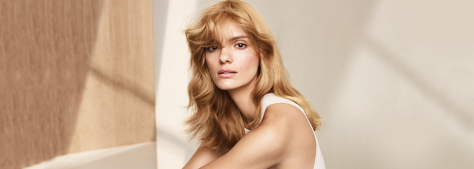 Luminous Golden Blonde Hair Color Wella Professionals