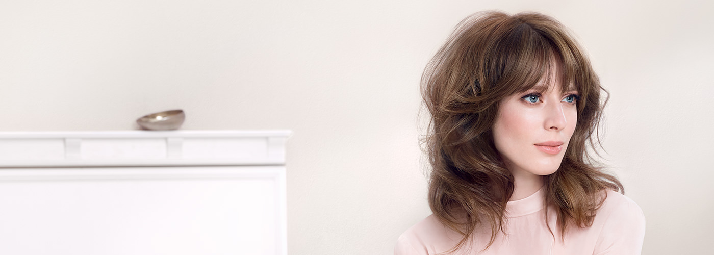 Rich Brunette Brown Hair Color Wella Professionals