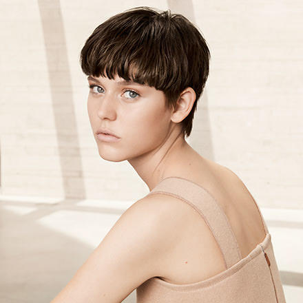 Lookbook A Collection Hairstyles Wella Professionals