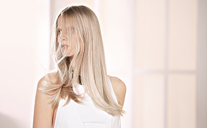 Frosted Blonde Hair Colour Trends Wella Professionals