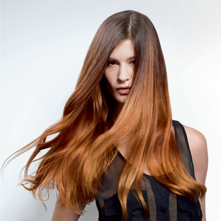 warm color.id textured smooth hair