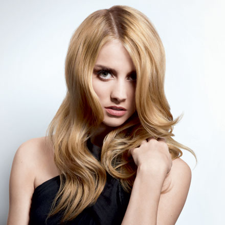 warm color.id textured volume hair