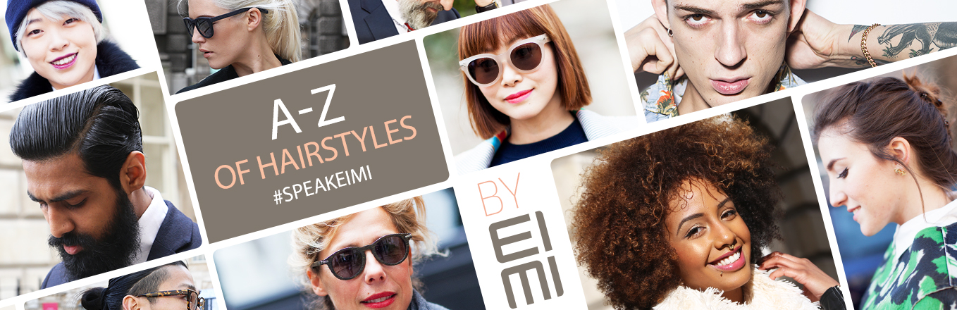 Wella Professionals EIMI A-Z of hairstyles