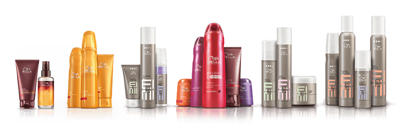 Salon product finder wella professionals for Color touch salon