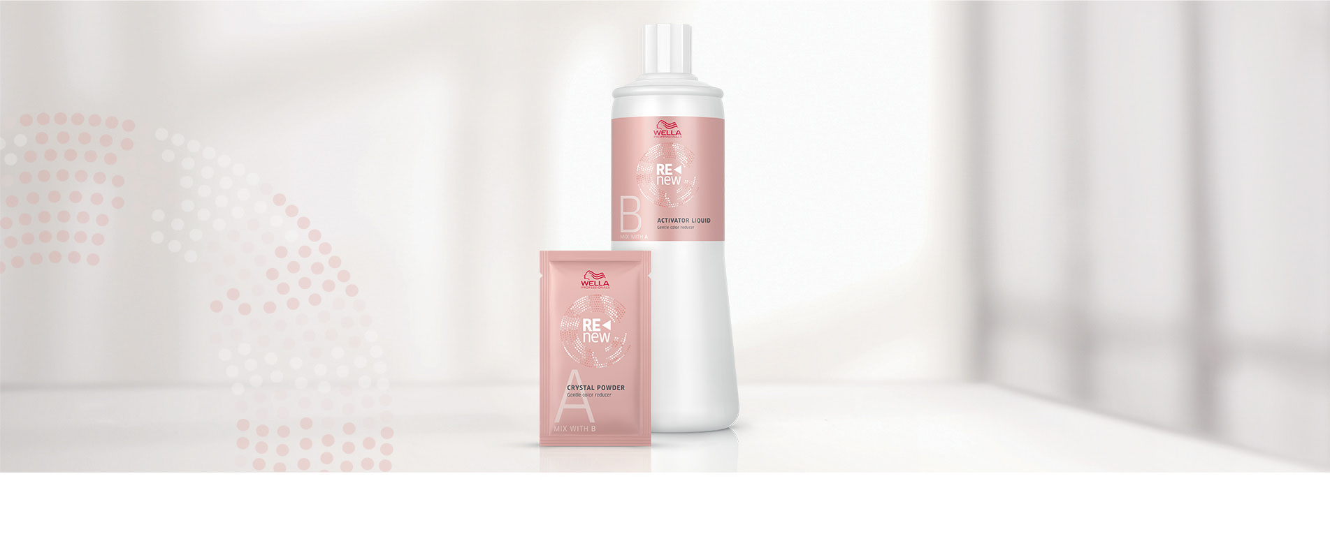 New zero damage hair color reducer l wella professionals color renew nvjuhfo Choice Image
