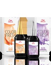 Color Fresh Hair Toner Wella Professionals