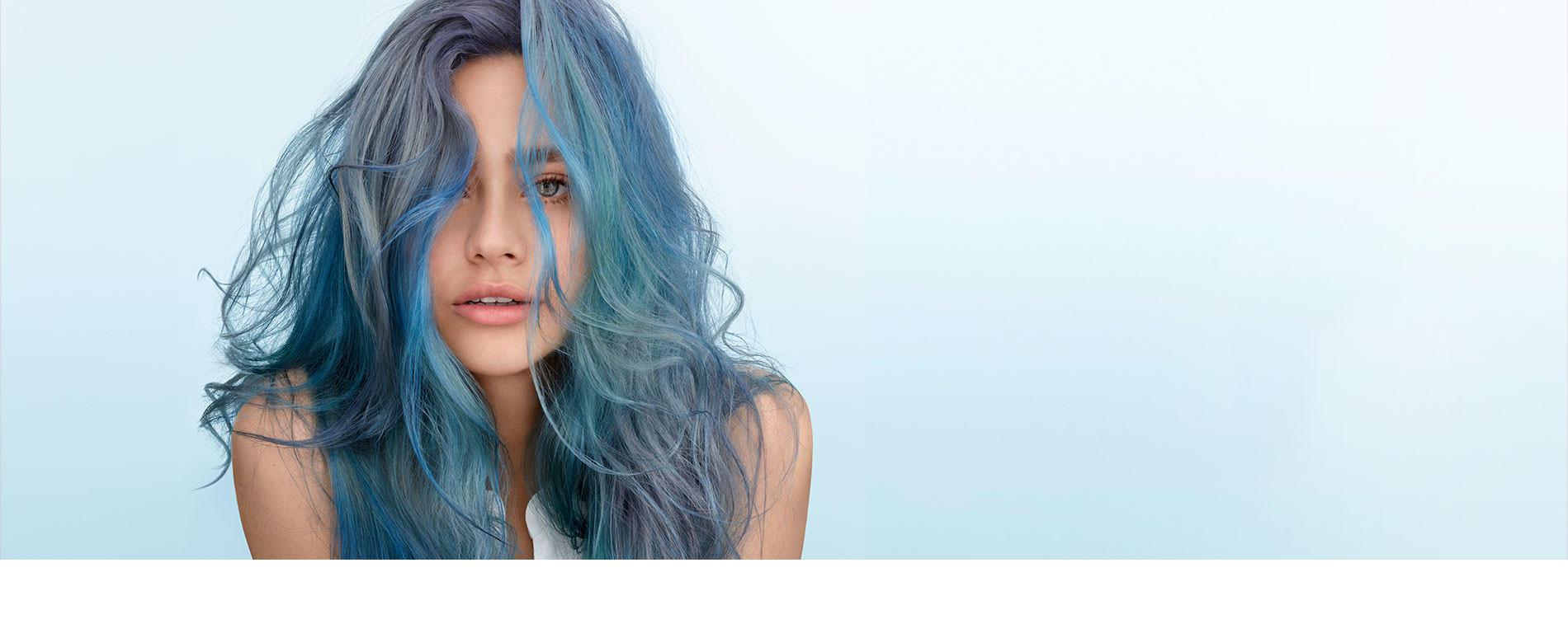Vella Koleston - a palette of bright and vibrant colors