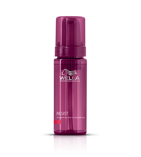 Wella Strengthening Foam for Vulnerable hair