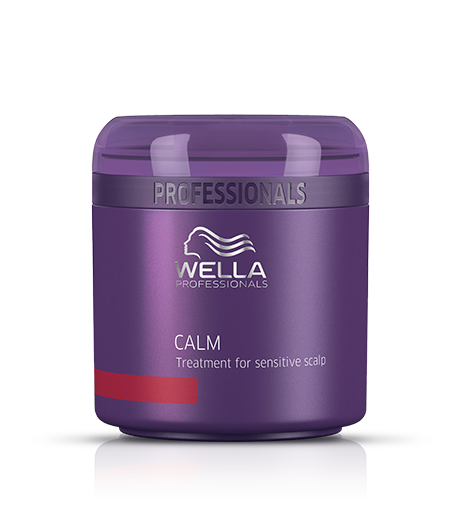 calm treatment for sensitive scalps