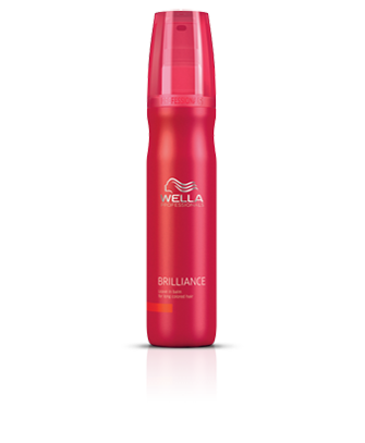 Wella Brilliance Leave-in Balm for long, coloured hair