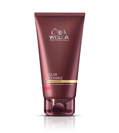 Wella Color Recharge Warm Blonde Conditioner