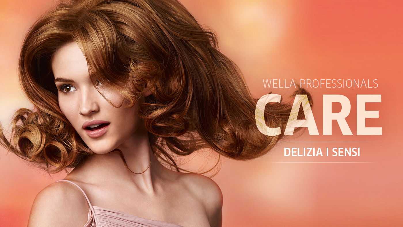 Wella Brilliance capelli curati