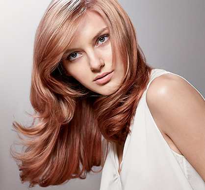 Wella Care Brilliance look
