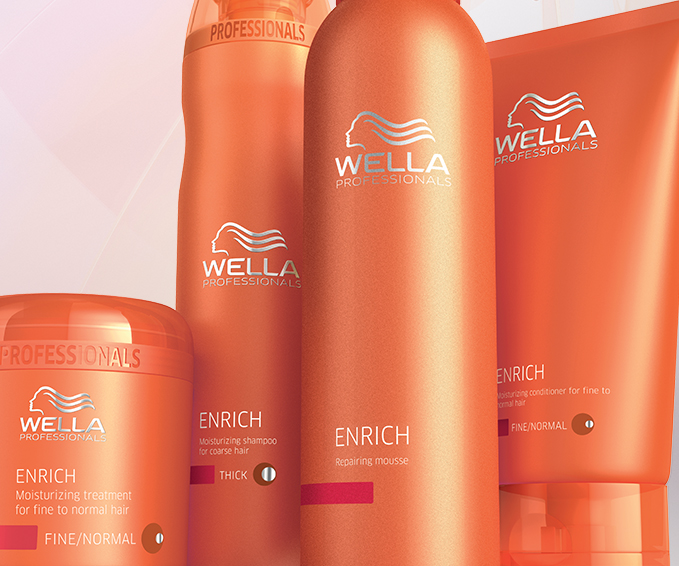 ENRICH FOR DRY OR DAMAGED HAIR
