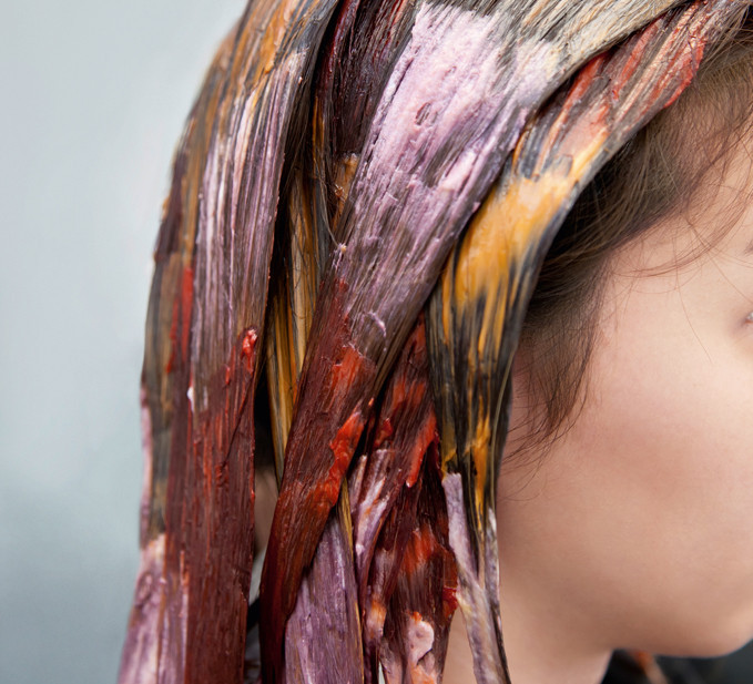Wella Color.id application
