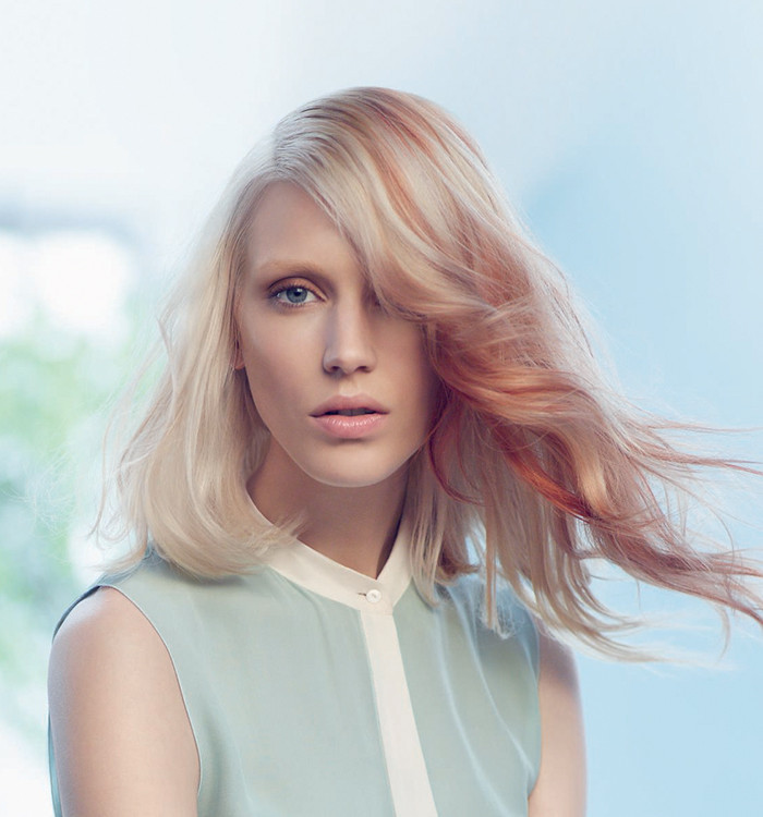 Wella TrendVision Color.id look