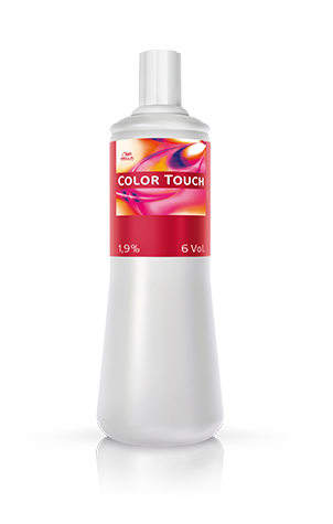 Color touch emulsion packshot