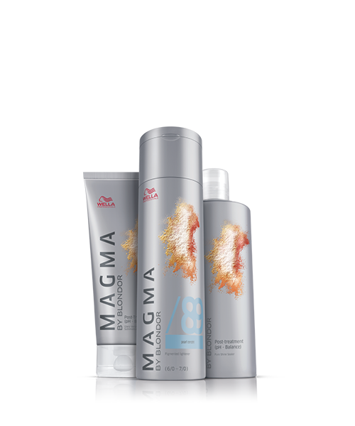 Magma By Blondor Product Information Wella Professionals