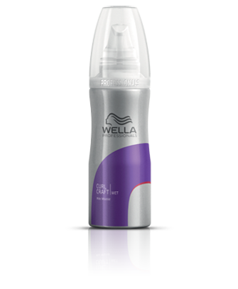 Wella Styling Wet Curl Craft