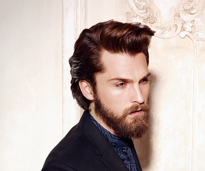 Wella Styling male look