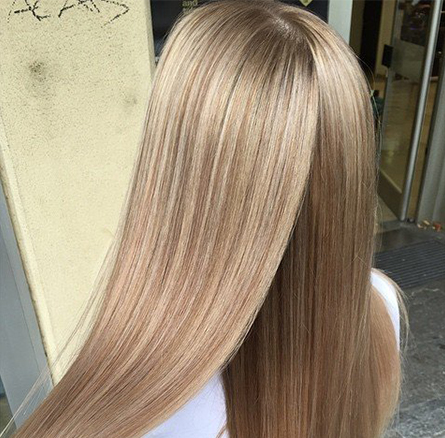 Wella Professional Best Blondes Competition Winners