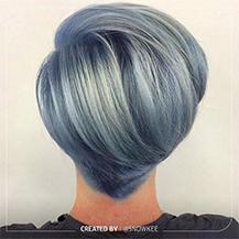 Wella Trend Watch Denim Blue And Green Hair Colour Wella - Hair colour in blue