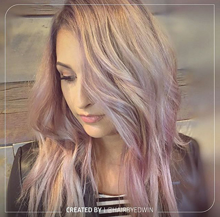 Wella Trend Watch Pink And Purple Hair Colour Wella Professionals