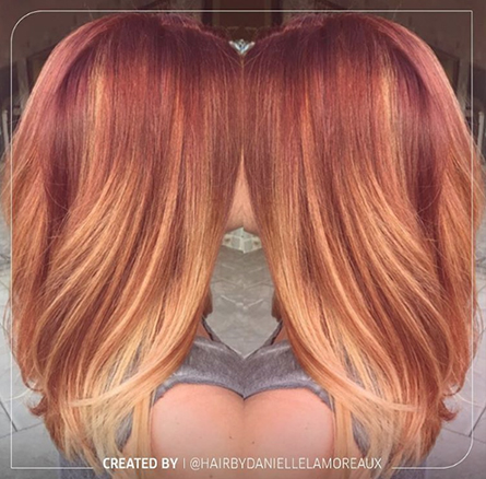 Wella Trend Watch Red Hair Colour Wella Professionals