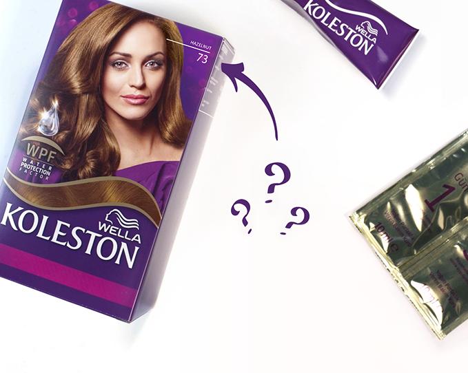 Colores de tintes para cabello por número | Koleston MX