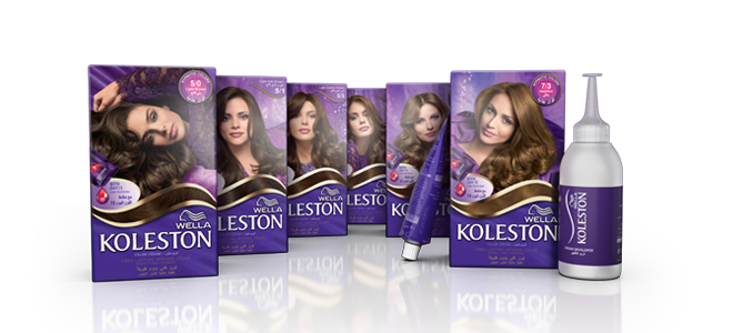 wella koleston collections groupshot - Coloration Wella Koleston
