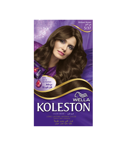 KOLESTON KIT SEDUCTIVE BROWN 5/37