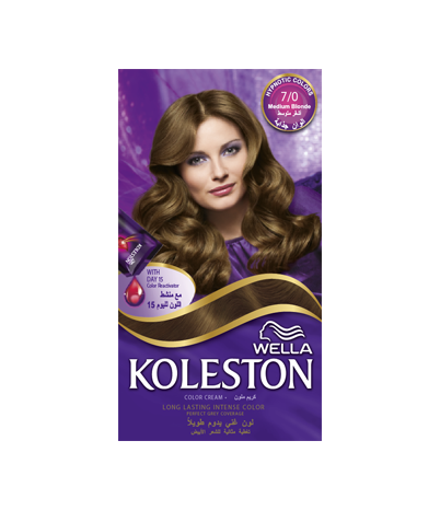 KOLESTON KIT MEDIUM BLONDE 7/0