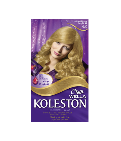KOLESTON KIT LIGHTEST BLONDE 9/0