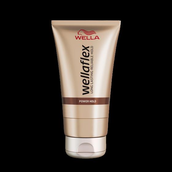Wellaflex Mega Strong Hold Gel, Hold: 5+/5, 150 ml | Wella