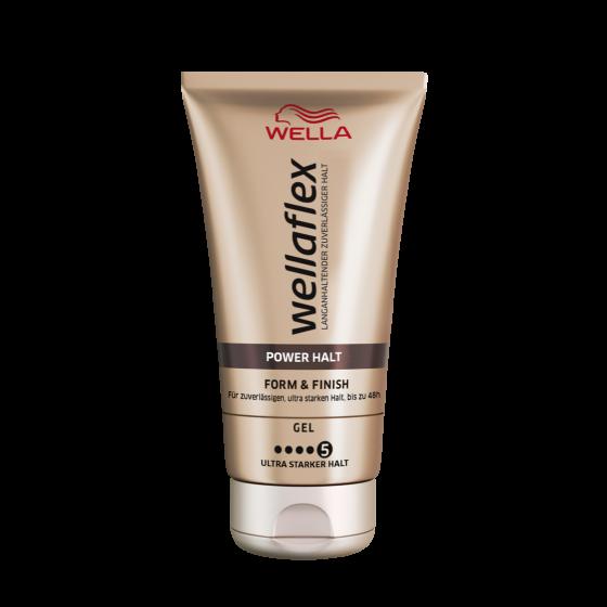 Wellaflex Power Halt Mega Stark Gel, Halt: 5+, 150 ml