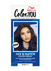 Mix & Match Color Cream Blue Jack