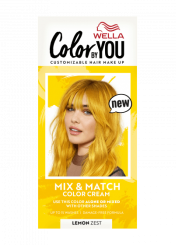 Mix & Match Color Cream Lemon Zest