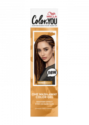 One Wash-Away Color Gel Honey'Moon