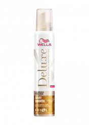 WELLA DELUXE Silky Smooth Mousse