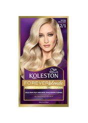 Permanent Hair Color Cream Extra Ash Blonde 121